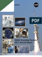 NASA Sounding Rockets Annual Report 2011