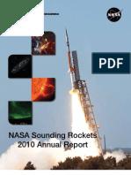 NASA Sounding Rockets Annual Report 2010 Web
