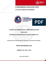 Mendoza Livia Walter Monitoreo Ph Agua Tilapias