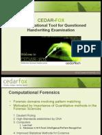 CedarTech Presentation