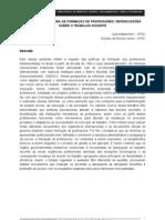 A Politica Brasiliera de Form