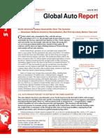 Global AUto Report 2012
