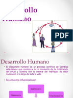 Desarrollo Humano Neurociencias 2011