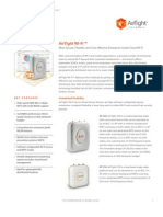 AirTight Wi-Fi Datasheet