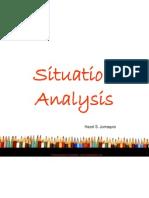 Situation Analysis 2