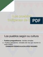 Los pueblos indígenas de Chile