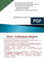 Presentación1 maslow