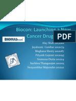 Biocon Case study