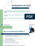 System Development Lifecycle