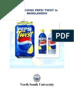 Pepsi Twist Final