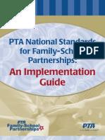 PTA National Standards Implementation Guide 2009