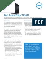 T110 II Spec Sheet