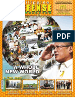 DND-OPA - Philippine Defense Newsletter - 008 - July 2012 Issue