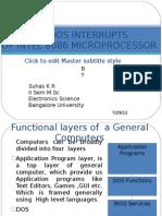 BIOS and Dos Interrupts