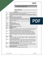 JCP Curriculum - Institute Faculty - Ver July 2012