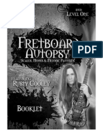 Rusty Cooley-FretBoard Autopsy Level1