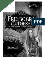 Rusty Cooley-FretBoard Autopsy Level1
