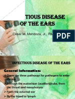 Infectious Disease of the Ears