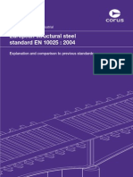 European Structural Steel Standard