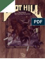 [TSR07005] Boot Hill 3rd Ed