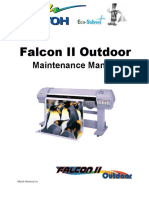 Mutoh Falcon II Service Manual