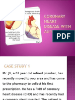 Coronary Heart Disease With Asthma