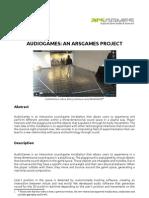 Audiogames Dossier