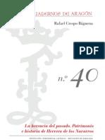RAFAEL CRESPO BÁGUENA - LA HERENCIA DEL PASADO_PATRIMONIO E HISTORIA DE HERRERA DE LOS NAVARROS