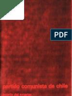 Boletín del Exterior Partido Comunista de Chile Nº29