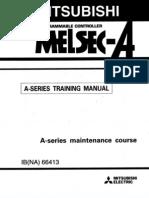 A Series Training Manual - Maintenance Course