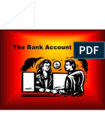 Bankaccount of Life