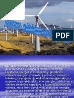 Elektrarne - pridobivanje električne energije