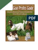 Boer Goat Profits Guide