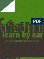 Rocket Piano - Learn by Ear