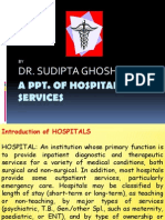 PPT of Hospital Service