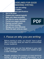 02_Some Guidelines for Good Engineering Writing (Ch2)