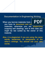 12_Documentation and Ethics in Engineering Writing (Ch11)