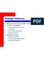 Alliances Outsourcing