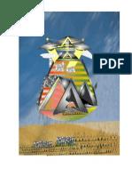 Pyramids, Diagrams and Textures