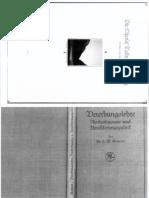 Siemens, Hermann - Vererbungslehre - Rassenhygiene und Bevölkerungspolitik,