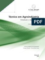 Técnico em Agroindústria Introdução a Agroindústria 1