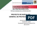 Conferencia Ley Proteccion Civil