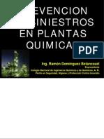 Conferencia Siniestros en Plantas de Procesos
