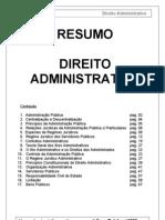 Adm Administrativo Resumao