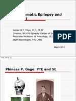 Post Trauma Epilepsy