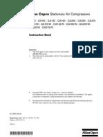 GA90 to GA315 Instruction Manual