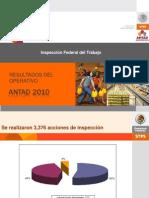 Resultados Antad a Nivel Nacional-stps Operativo 2010[1]