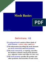 Mesh Basics