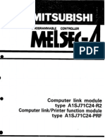 A1SJ71C24-R2 Computer Link Module