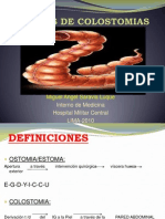 Tipos de Colostomias